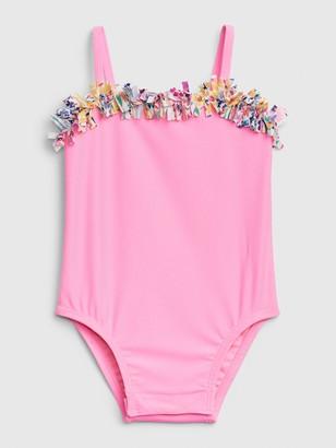 Gap Baby Fringe Swimsuit
