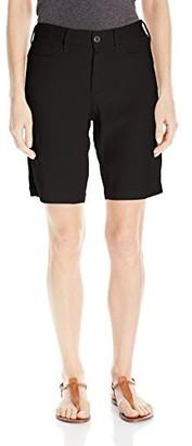 NYDJ Women's Petite Size Catherine Short in Stretch Linen