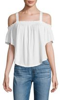 Free People Darling Off-the-Shoulder Top
