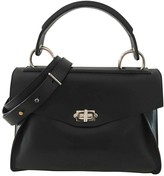 Proenza Schouler Hava Black Leather Handbags