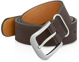 Shinola Single Keeper Belt