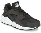 Nike HUARACHE RUN W women's Shoes (Trainers) in Black