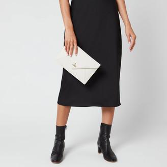 Vivienne Westwood Women's Victoria Envelope Clutch - Ivory