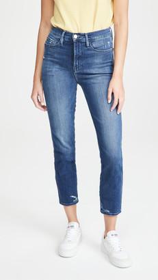 Frame Le Sylvie Crop Jeans
