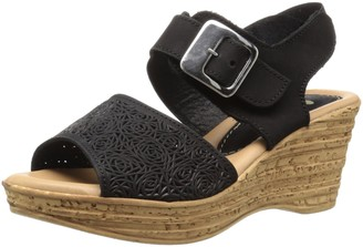 Spring Step Women's MITU Wedge Sandal