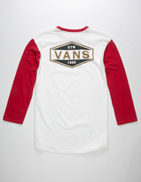 Vans Lifetime Supply Mens T-Shirt