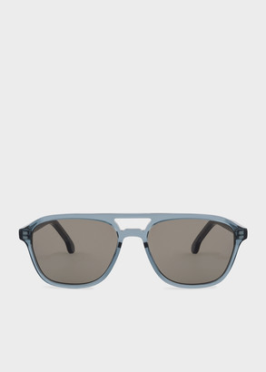 Paul Smith Warm Grey 'Alder' Sunglasses