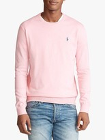 Ralph Lauren Polo Slim Fit Cotton Sweater
