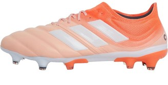 adidas Copa 19.1 FG Firm Ground Boots Glow Pink/Footwear White/Hi-Res Coral