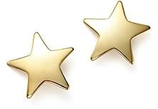 Bloomingdale's 14K Yellow Gold Medium Star Stud Earrings - 100% Exclusive