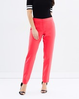Wallis Crepe Cigarette Trousers