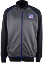 Majestic Men's New York Rangers Wow Track Jacket