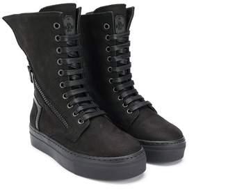 Bruno Bordese Next Generation lace-up boots