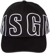 MSGM Logo Cap