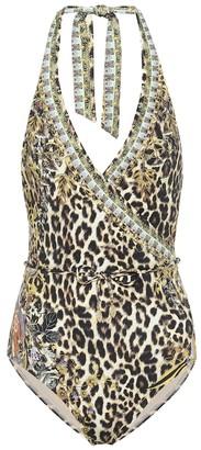 Camilla Embellished swimsuit