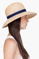 Rag and Bone RAG & BONE Straw Wide Brim Beach Hat