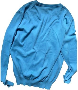 Arfango Turquoise Cotton Knitwear for Women