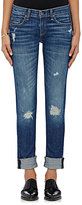 Rag & Bone Women's Dre Slim Jeans-BLUE