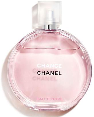 Chanel CHANCE EAU TENDRE Eau de Toilette Spray, 5.0 oz.