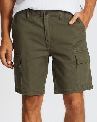 Topman Utility Shorts