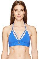 Robin Piccone Women's Ava Halter Bikini Top