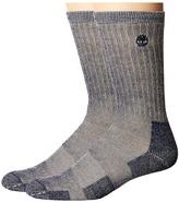 Timberland Heavy Weight Wool Crew 2-Pack Socks