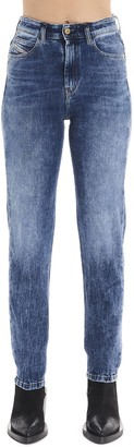 Diesel Straight Fit Jeans
