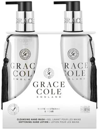 Grace Cole White Nectarine & Pear Hand Care Duo