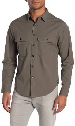 PTO Mason Button Down Trim Fit Shirt
