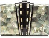 Nathalie Trad mosaic style clutch bag