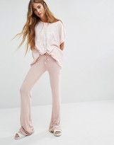 Wildfox Couture Straight Cut Jogger