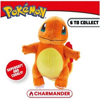 Pokemon 8 Inch Plush Charmander
