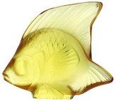 Lalique Golden Fish