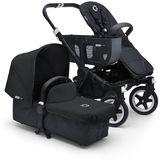 Bugaboo Donkey Mono Complete Stroller in Black/Black/Black