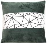 ZHNG KSJks Color more Europen-style luxury sof pillow Office of the solid color cotton wist pillow cr cushion