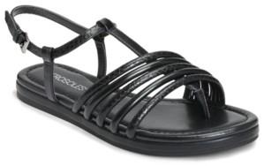Aerosoles Women's Strappy Droplet Flat Sandal Women's Shoes