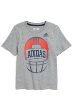 adidas Boy's Kick It Graphic T-Shirt