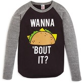 Junk Food Clothing Boys' Wanna Taco 'Bout It Tee - Sizes 2T-3T