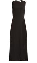 Raey Side-slit maxi dress