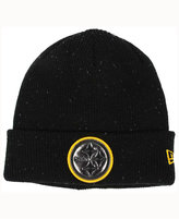 New Era Pittsburgh Steelers Heather Spec Knit Hat