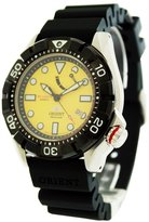 Orient SEL03005Y0,Men's M-FORCE,Stainless Steel Case,Silicone Strap,Sapphire Crystal,Dark Dial,Screw Crown,200m WR