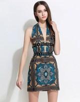 Comino Couture Greek Goddess Dress