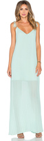 Line & Dot Muse Pleat Dress