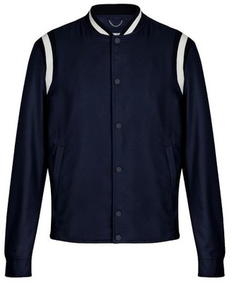 Louis Vuitton Embroidered Varsity Jacket