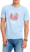 Daniel Cremieux Jeans The Brave Short-Sleeve Graphic Tee
