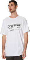 Zoo York Broker Mens Tee White