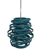 Jeffan Sky Blue Oceola Hanging Lamp