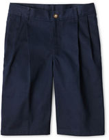 Izod Pleated Shorts - Boys 8-20, Slim and Husky