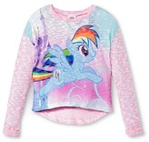 My Little Pony Girls' Pullover Sweater Pink