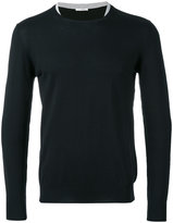 Paolo Pecora double collar jumper - men - Cotton - S